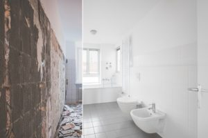 bathroom restoration